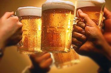 Я пью пиво и воды только завода южная